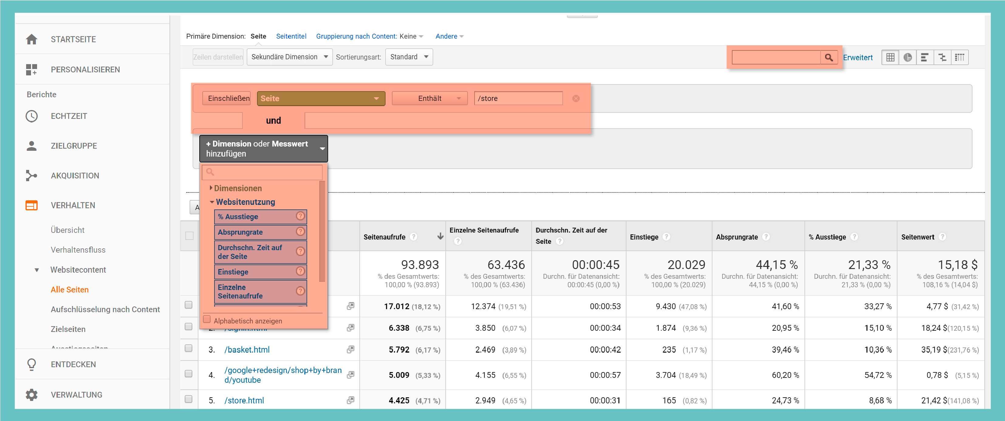 filter-in-google-analytics