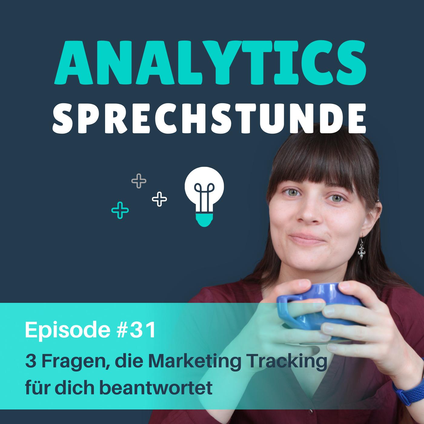 3 Fragen die Marketing Tracking für dich beantwortet