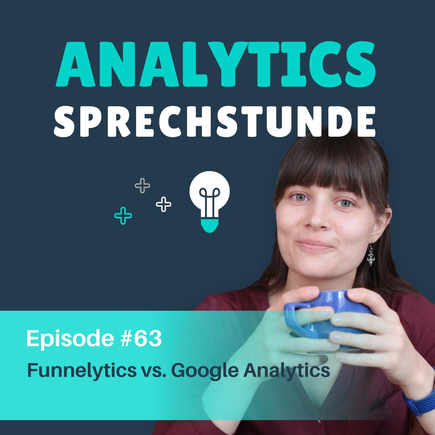 63 Funnelytics vs. Google Analytics